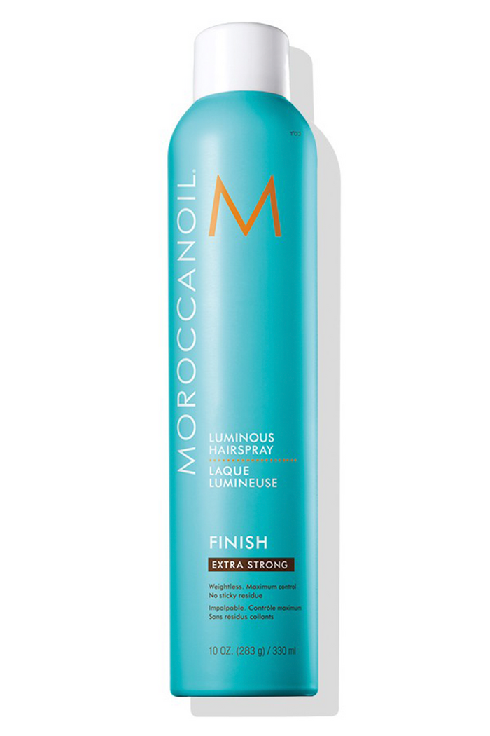 Moroccanoil Luminous Hairspray Extra Strong - Glamalot