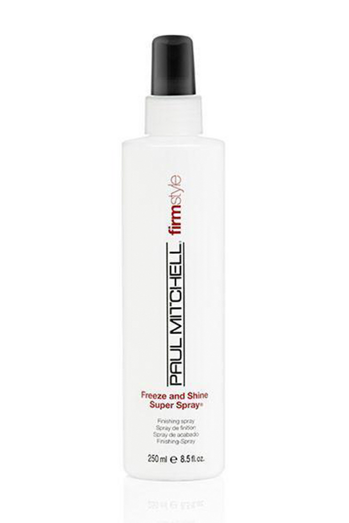 Paul Mitchell Freeze and Shine Super Spray - Glamalot