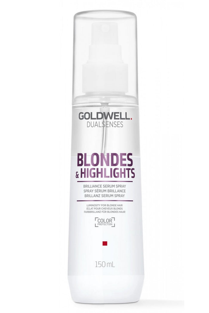 Goldwell Dualsenses Blondes & Highlights Shine Spray Serum
