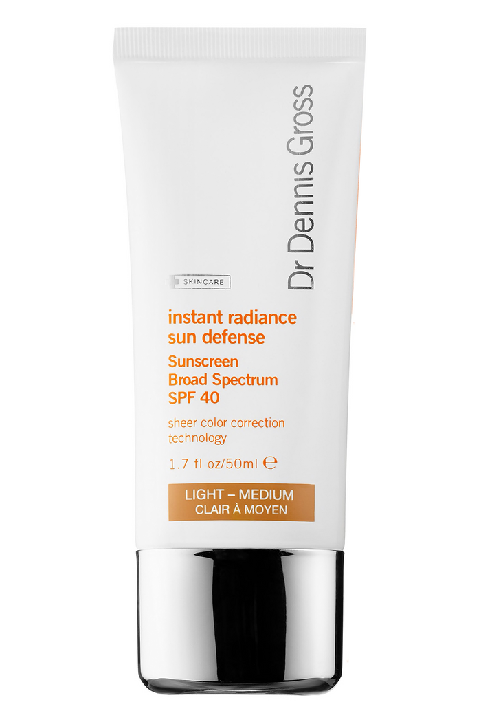 Dr Dennis Gross Instant Radiance Broad Spectrum SPF 40 Light Medium