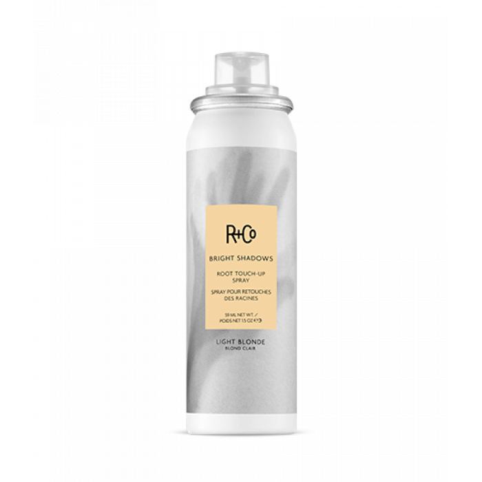 R+Co Root Touch-Up Spray: Light Blonde