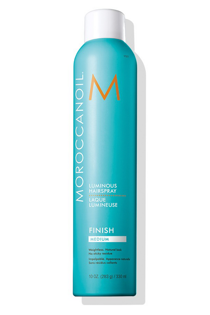 Moroccanoil Luminous Hairspray Medium - Glamalot