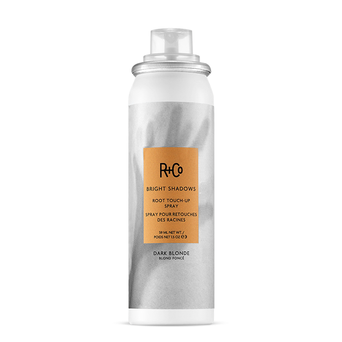 R+Co Root Touch-Up Spray: Dark Blonde