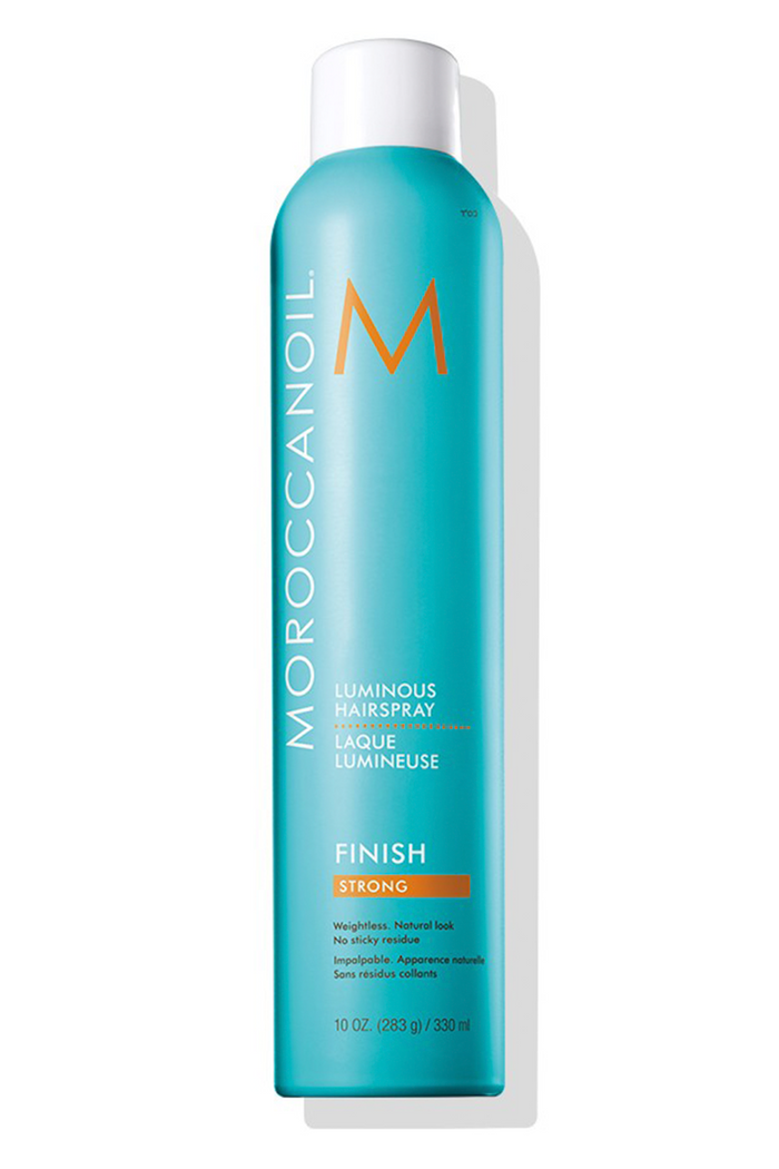Moroccanoil Luminous Hairspray Strong - Glamalot