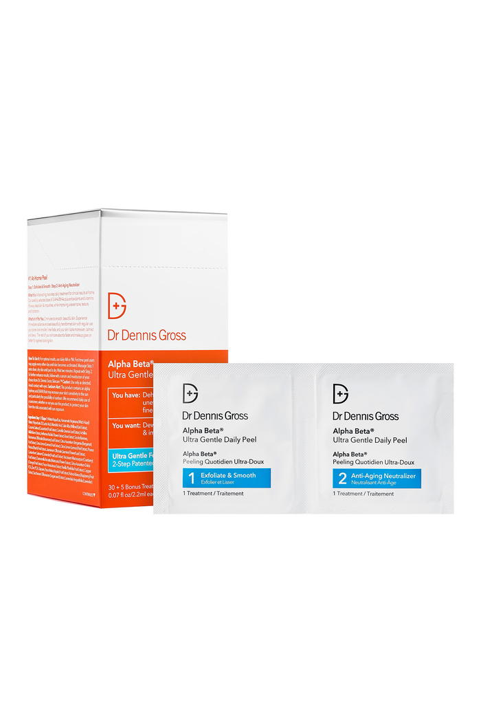 Dr Dennis Gross Alpha Beta Ultra Gentle Daily Peel