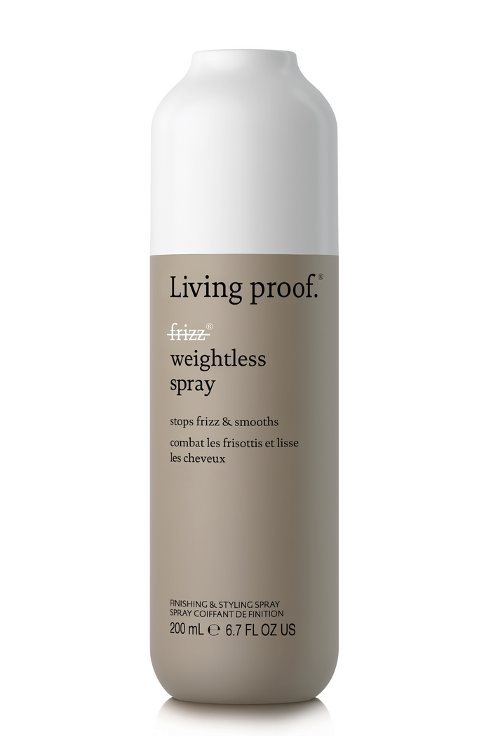 Living Proof No Frizz Weightless Styling Spray - Glamalot