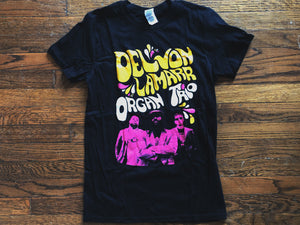<b>DLO3</b> Hot Pink/Black T-Shirt