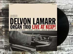 <b>DELVON LAMARR ORGAN TRIO</b><br><i>Live At KEXP!</i><br>LP
