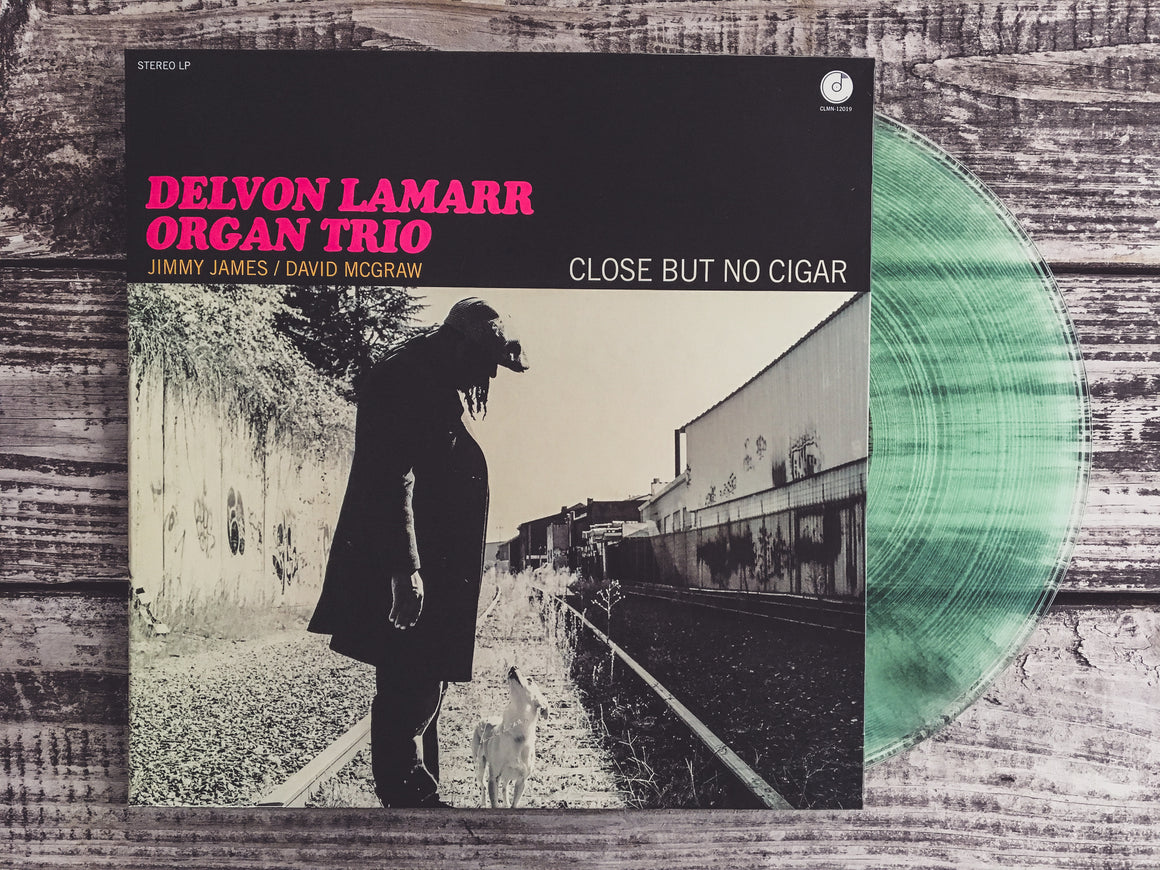 Image result for delvon lamarr organ trio close but no cigar