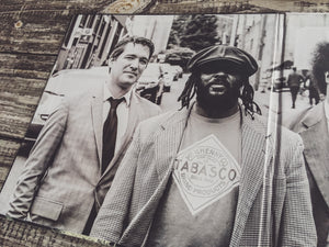 <b>DELVON LAMARR ORGAN TRIO</b><br><i>Close But No Cigar</i><br> LP (coke bottle clear)