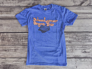 <b>DLO3 Hat</b> Blue T-Shirt