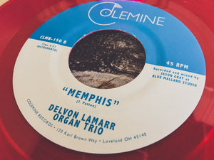 <b>DELVON LAMARR ORGAN TRIO</b><br><i>Concussion</i> 45 (Red Vinyl)