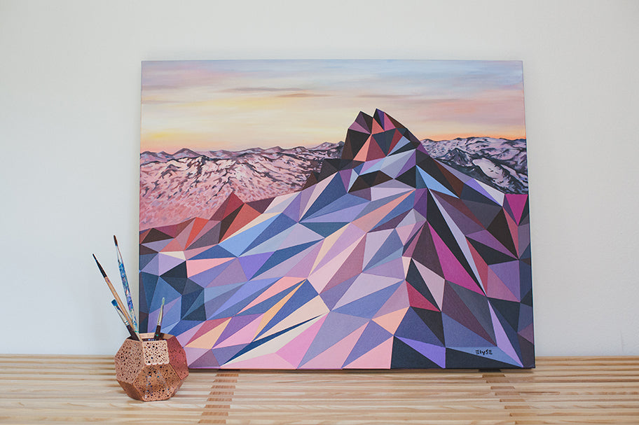 Tantalus Painting by Elyse Dodge