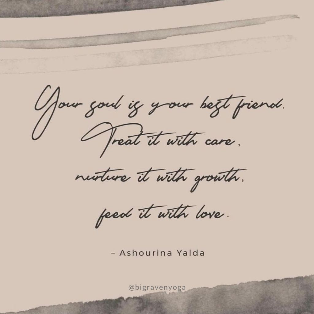Ashourina Yalda Quote