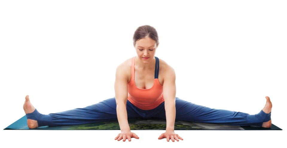 Big Raven Yoga | Yoga Retreat in Costa Rica Machine-Washable Microfiber Suede Yoga Mat