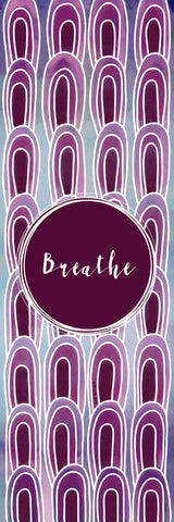 Big Raven Yoga Deep Breath Yoga Mat