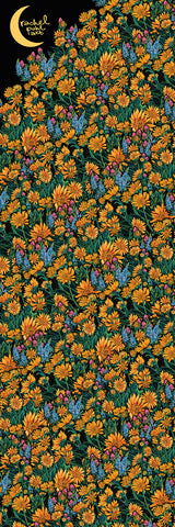 Big Raven Yoga Arrowleaf Balsamroot by Rachel Pohl Yoga Mat