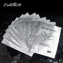 Zwellbe, Under Eye Pad,Eyelash Extension, Paper Patches,Sticker Wraps