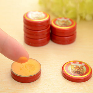 5pc Tiger Balm,Massager,Relax,Refreshing Mint Essential Oil Treatment