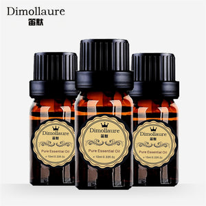 Dimollaure, Jasmine Essential Oil ,Relax emotions, Aromatherapy Skin Care, SPA, Body massage