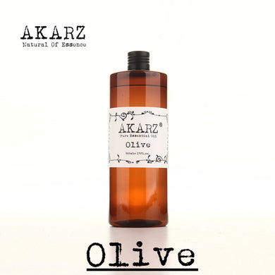 AKARZ, Famous brand, Olive oil,aromatherapy,skin, body care massage spa Olive essential oil