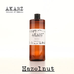 AKARZ, Natural Hazelnut oil,high-capacity,skin,body care,massage,base oil