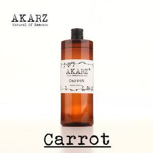 AKARZ, Carrot oil,aromatherapy, skin care, massage,spa base, carrier