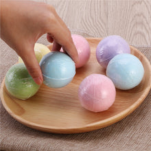 Bath Bomb Balls, 70g Round, Bathing Bomb Ball for Men and Women