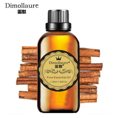 Dimollaure, cinnamon essential, anti-aging, antibacterial, SPA, massage Aromatherapy essential oil.