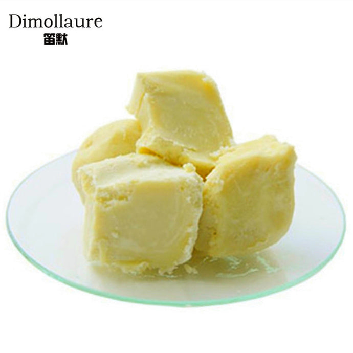 Dimollaure, Natural Organic, Unrefined Shea Butter Oil 50g Skin Care hair care body massage carrier oil