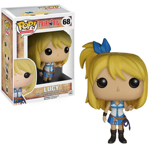 Pop! Animation Fairy Tail Lucy Vinyl Figure