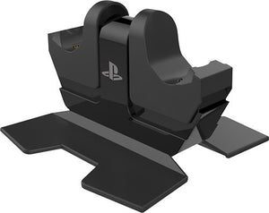 PowerA - DualShock 4 Charging Station for PlayStation 4 - Black