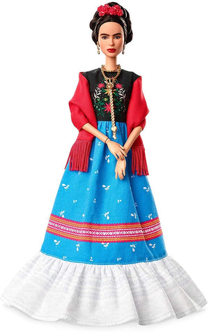 BARBIE INSPIRING WOMEN SERIES FRIDA KAHLO DOLL