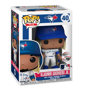 Pop! MLB Blue Eyes Vladimir Guerrero Jr. Vinyl Figure