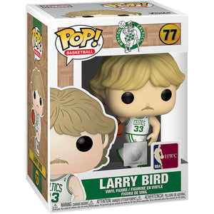 Pop! NBA Celtics Legends Larry Bird Vinyl Figure