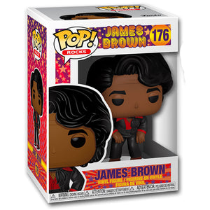 Pop! Rocks James Brown Vinyl Figure