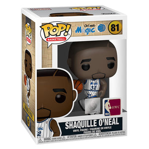 Pop! NBA Magic Legends Shaquille O'Neal Vinyl Figure