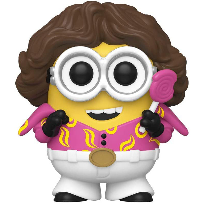 Pop! Movies Minions 2 70's Bob Vinyl Figure