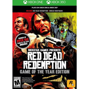 Red Dead Redemption: Game of the Year Edition - Xbox 360|Xbox One