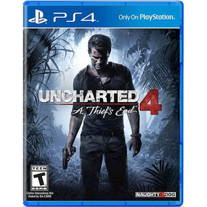 Uncharted 4: A Thief's End - PlayStation 4 [Digital]