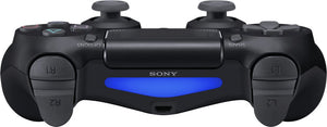 Sony - DualShock 4 Wireless Controller for Sony PlayStation 4 - Jet Black