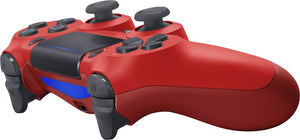 Sony - DualShock 4 Wireless Controller for Sony PlayStation 4 - Magma (red)