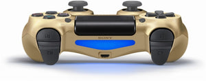 Sony - DualShock 4 Wireless Controller for Sony PlayStation 4 - Gold