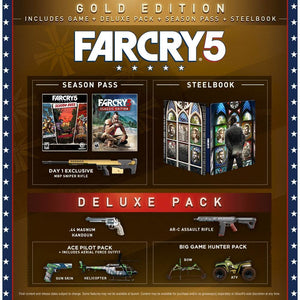 Far Cry 5 Gold Edition - Xbox One