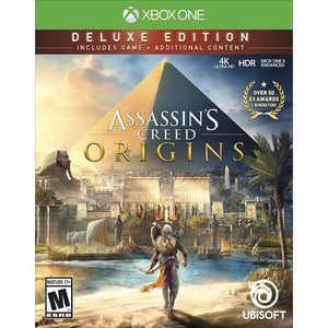 Assassin's Creed Origins Deluxe Edition - Xbox One [Digital]