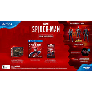Marvel's Spider-Man - PlayStation 4 [Digital]