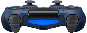 Sony - DualShock 4 Wireless Controller for Sony PlayStation 4 - Midnight Blue