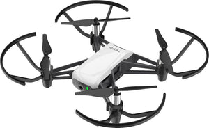 Ryze - Tello Quadcopter - White And Black