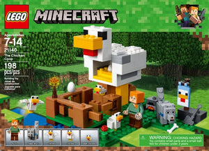LEGO - Minecraft The Chicken Coop 21140