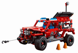 LEGO - Technic First Responder 42075
